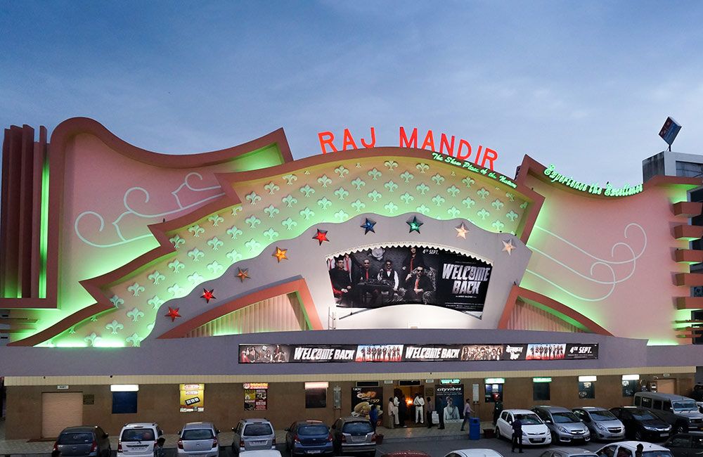 Raj Mandir Cinema | #18 of 32 Best Places to Visit in Jaipur