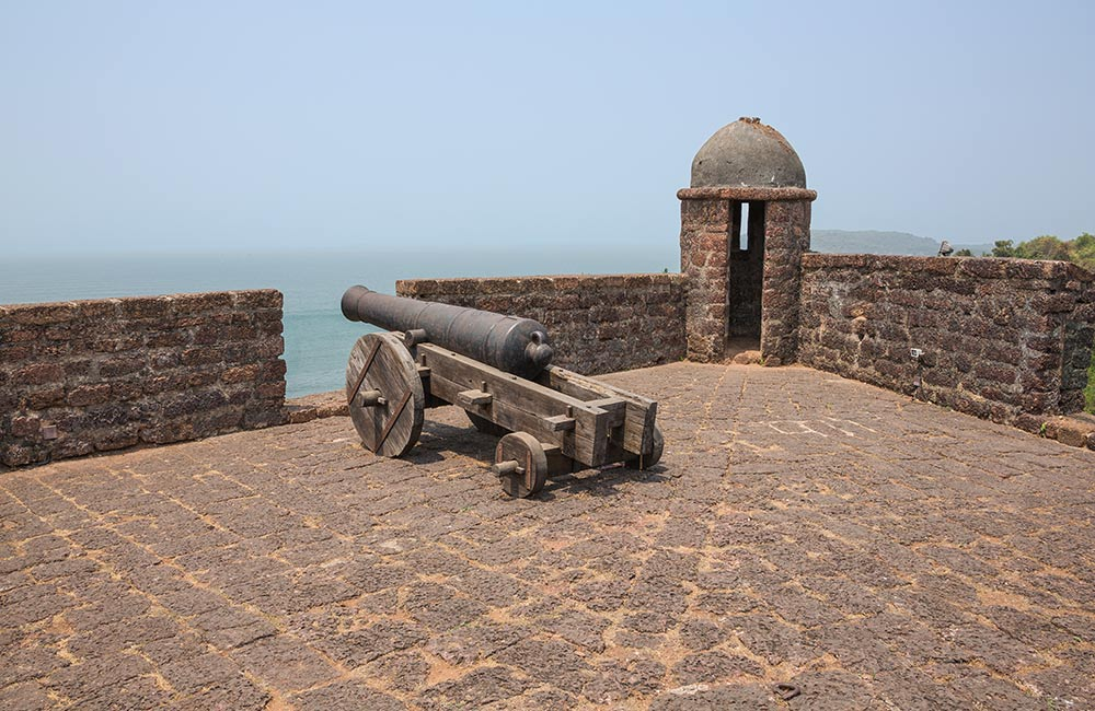 Reis Magos Fort | Among The Best Places to Visit in Goa in 3 Days