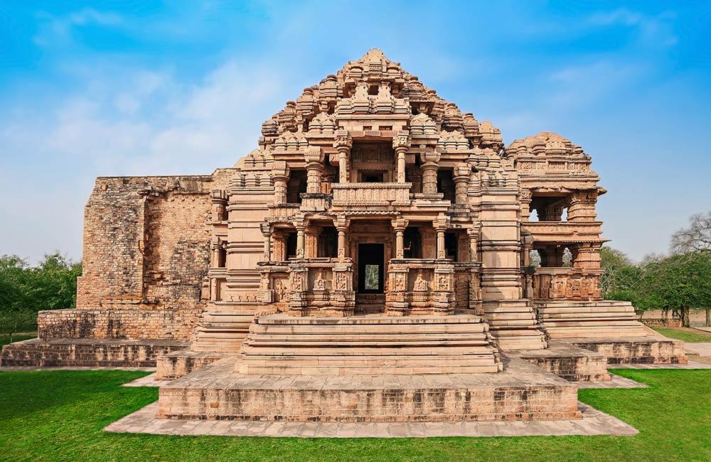 Sas-Bahu Temple, Gwalior
