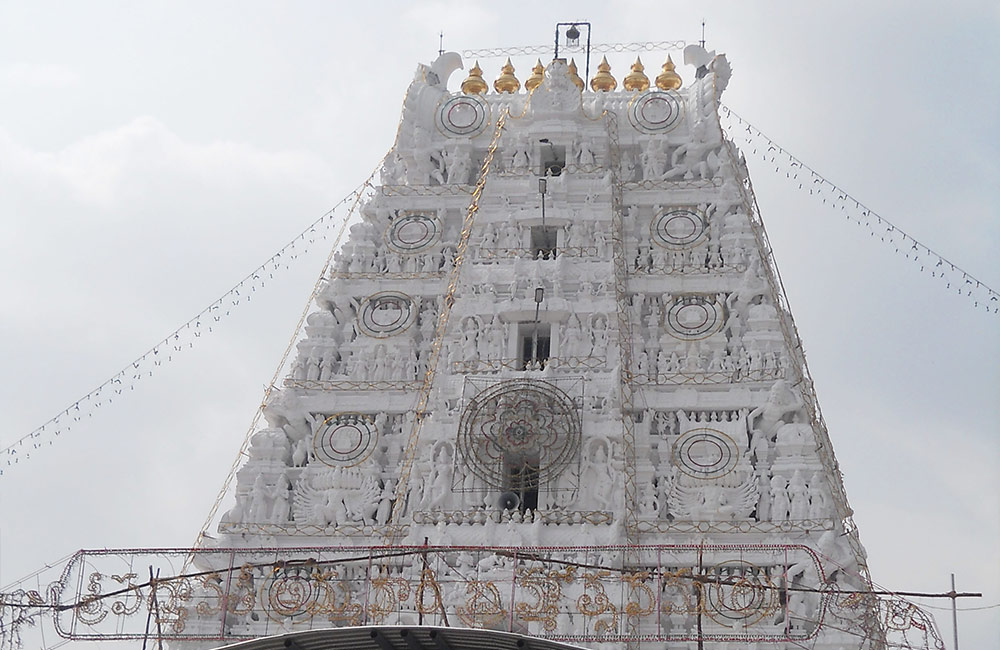 Sri Padmavathi Ammavari Temple, Tiruchanoor