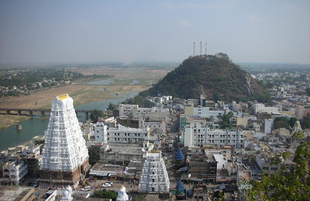 Srikalahasti Temple, Tirupati