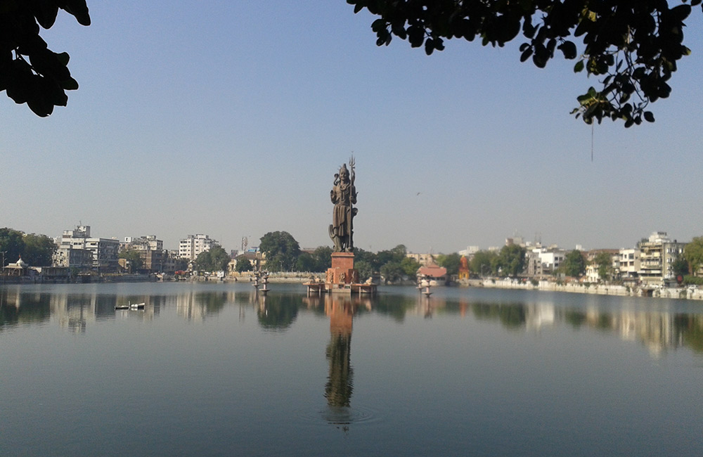 Sur Sagar Lake,Vadodara