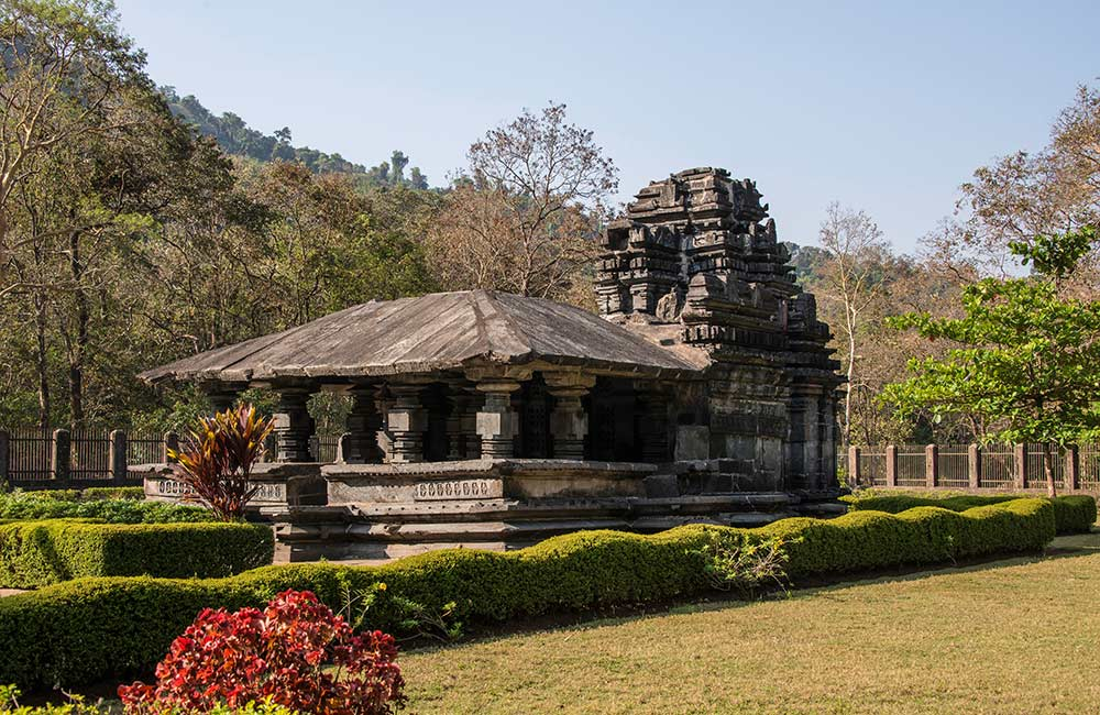 Tambdi Surla Mahadev Temple, South Goa