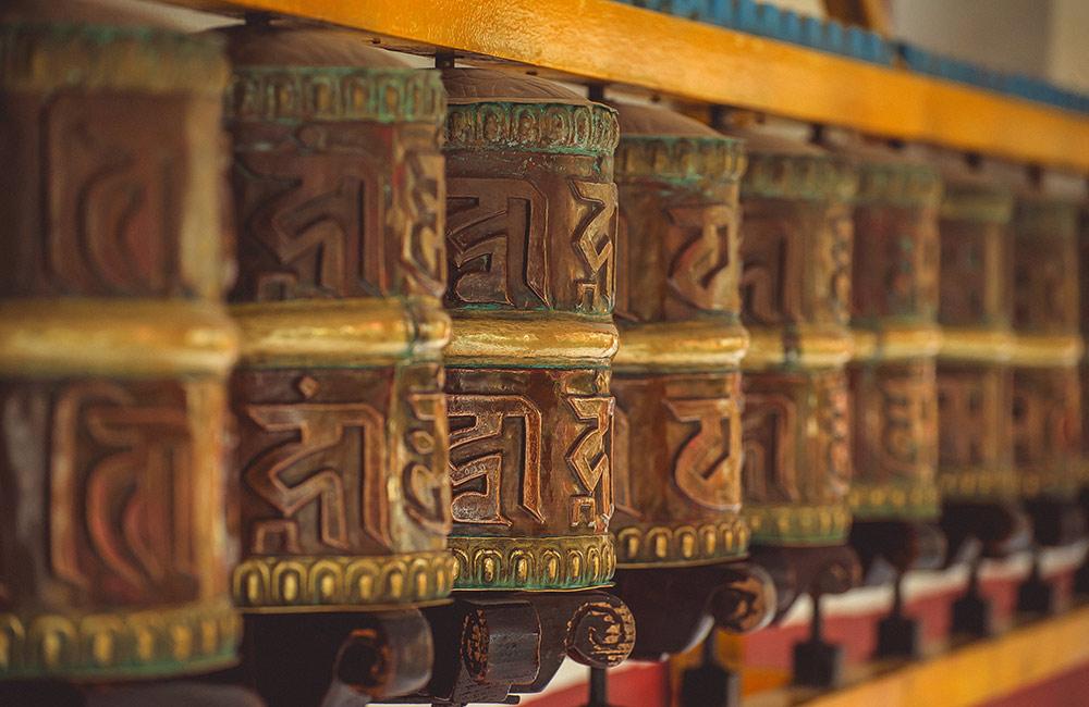 Tashi Jong Monastery, Kangra