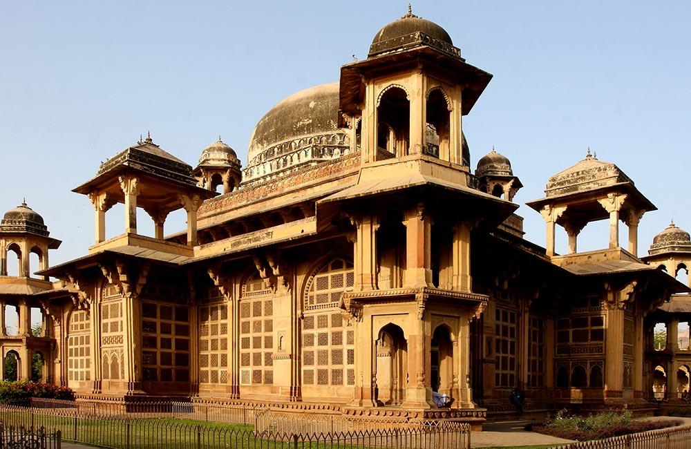 Tomb of Muhammad Ghaus, Gwalior