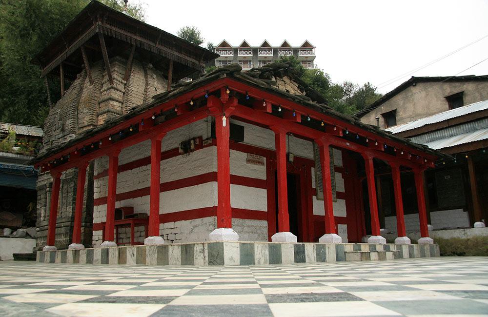 वशिष्ठ हॉट वाटर स्प्रिंग्स और मंदिर, मनाली
