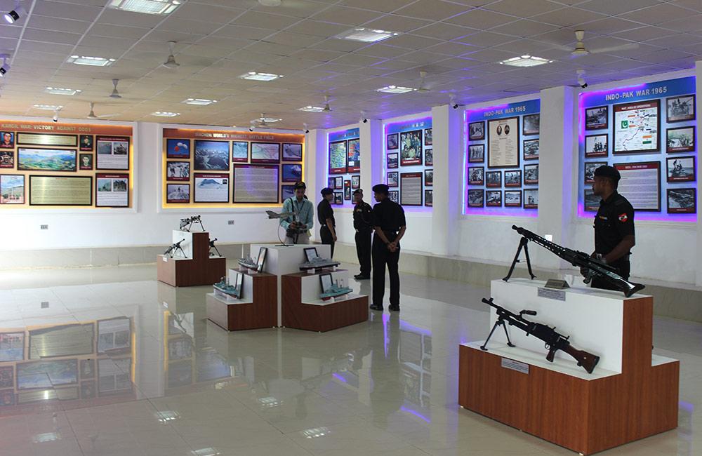 Yodhasthal Museum
