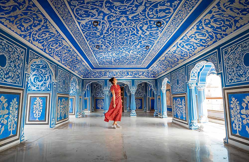 City Palace | #1 of 10 Best Places to Visit in Jaipur in 2 Days