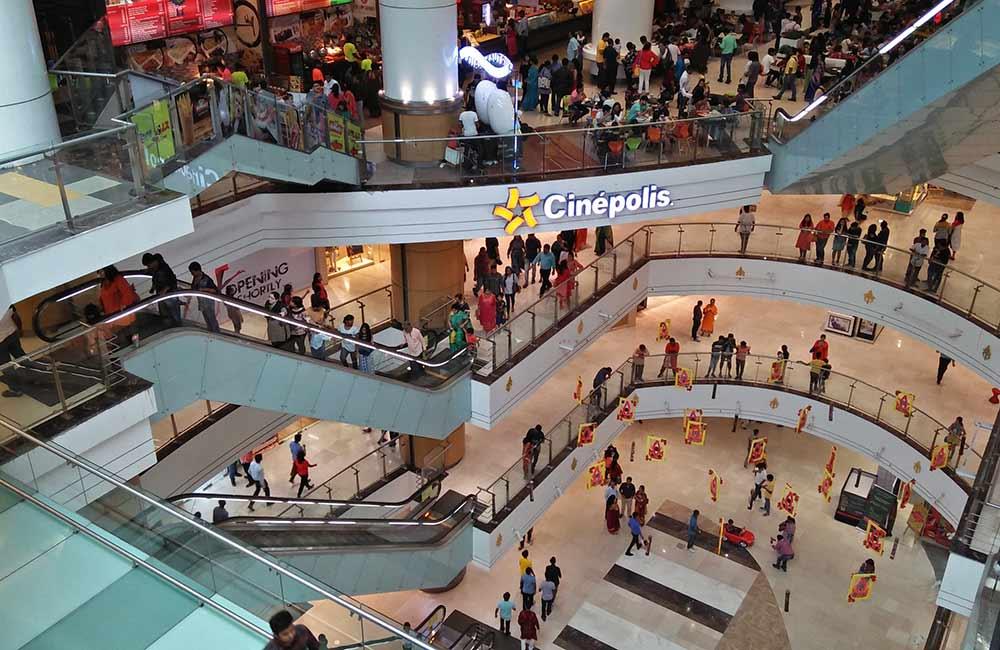 Acropolis Mall, Kolkata