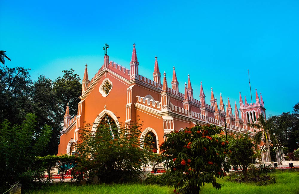 All Saints Church, Hyderabad