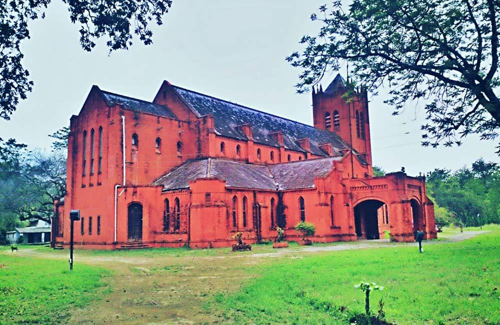 All Saints Garrison Church, Lucknow