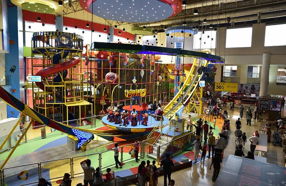 Ambience Mall, Gurgaon