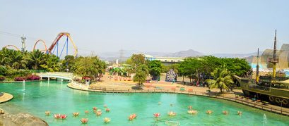 Top Amusement Parks and Water Parks in Udaipur