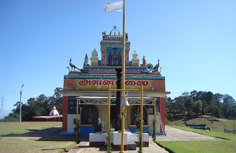 Annamalai Murugan Temple, Ooty