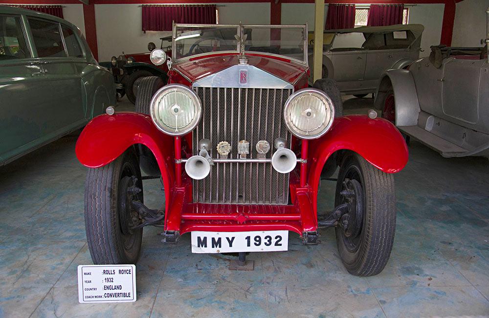 Auto World Vintage Car Museum, Ahmedabad