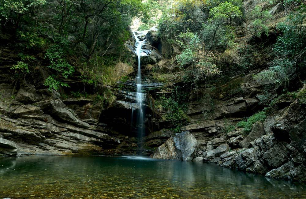 Bhalu Gaad Falls