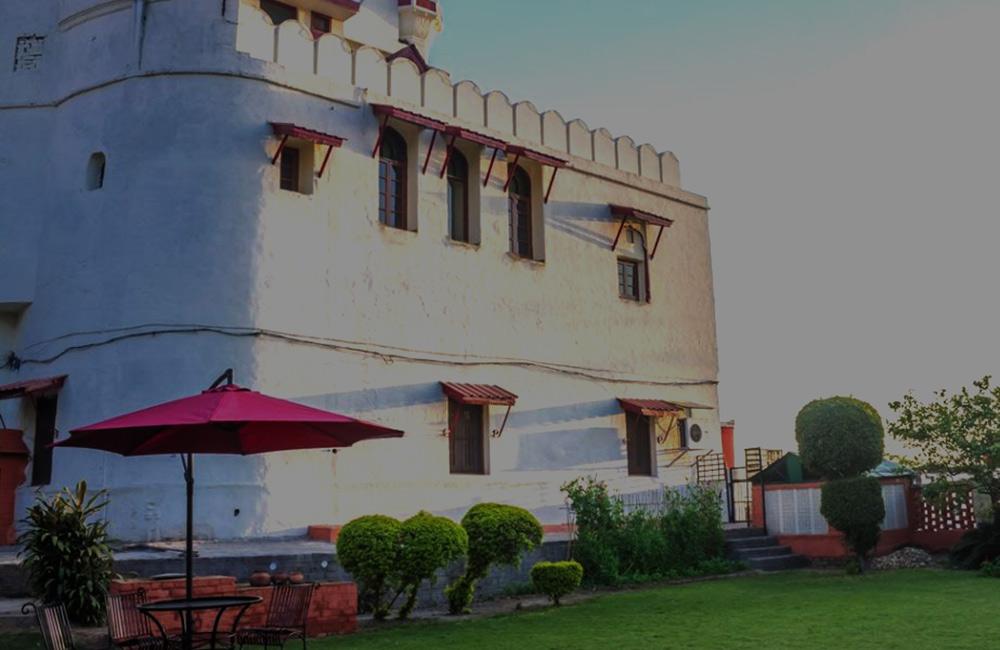 Bharatgarh Fort, Chandigarh