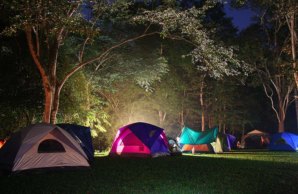 Camp Under the Stars, Coorg