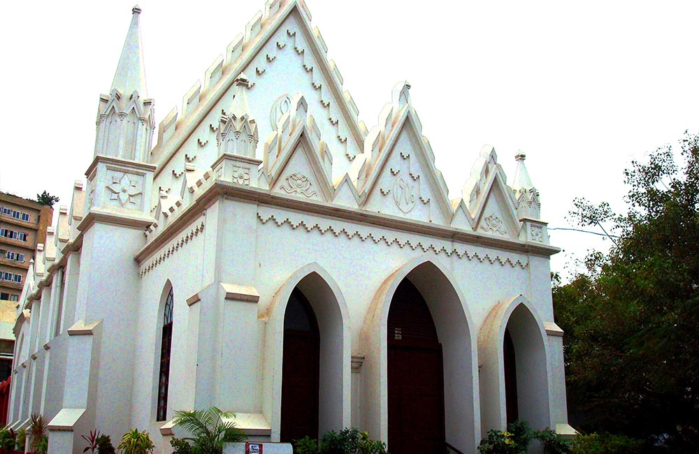 Centenary Methodist Church, Hyderabad