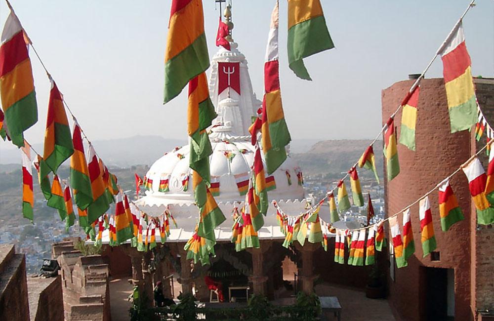 Chamunda Mata Temple, Jodhpur