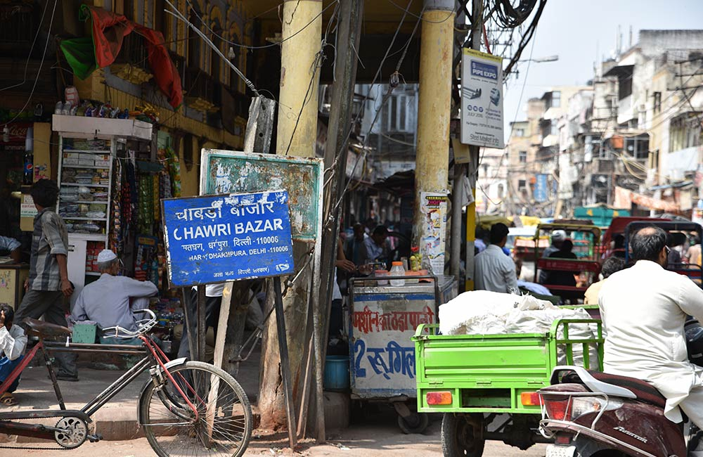A Guide to Shopping in Chandni Chowk Market, Delhi - FabHotels