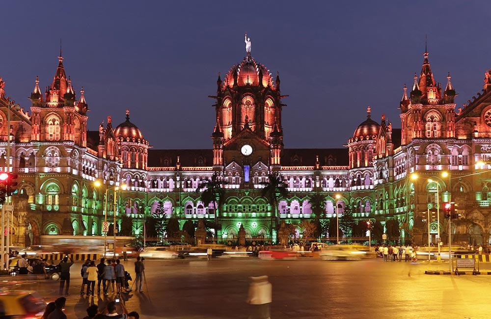 Chhatrapati Shivaji Terminus (CST), Mumbai