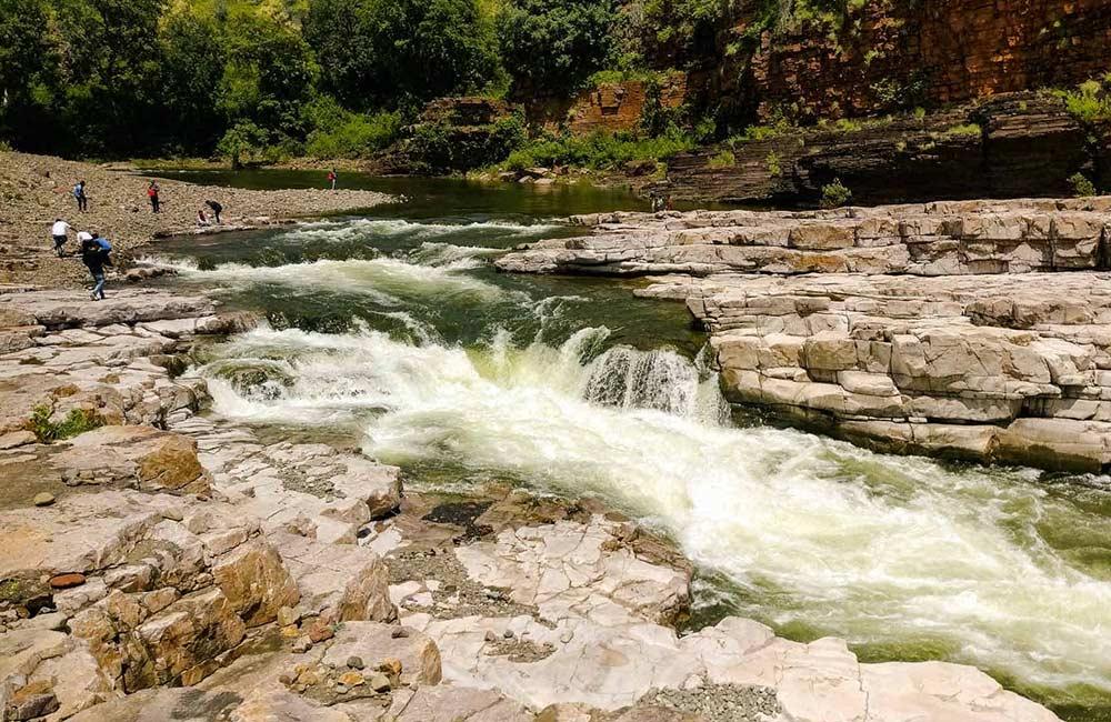 Chidiya Bhadak Falls