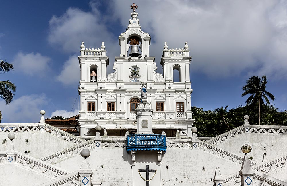 Church of Our Lady of Immaculate Conception, Goa