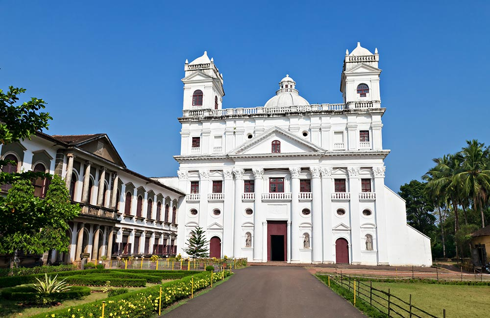 Church of Saint Cajetan, Goa