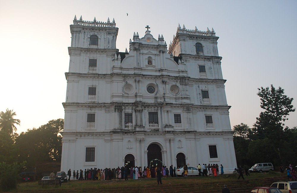 Church of St. Anne, Goa