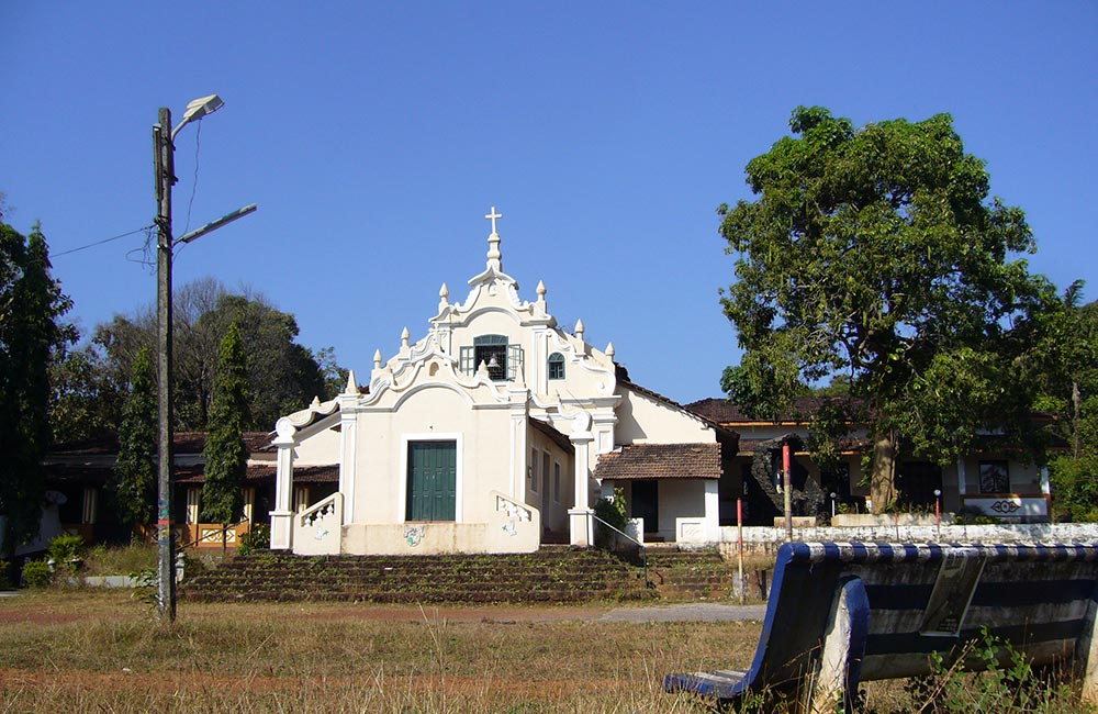Church of the Cross of Miracles, Goa