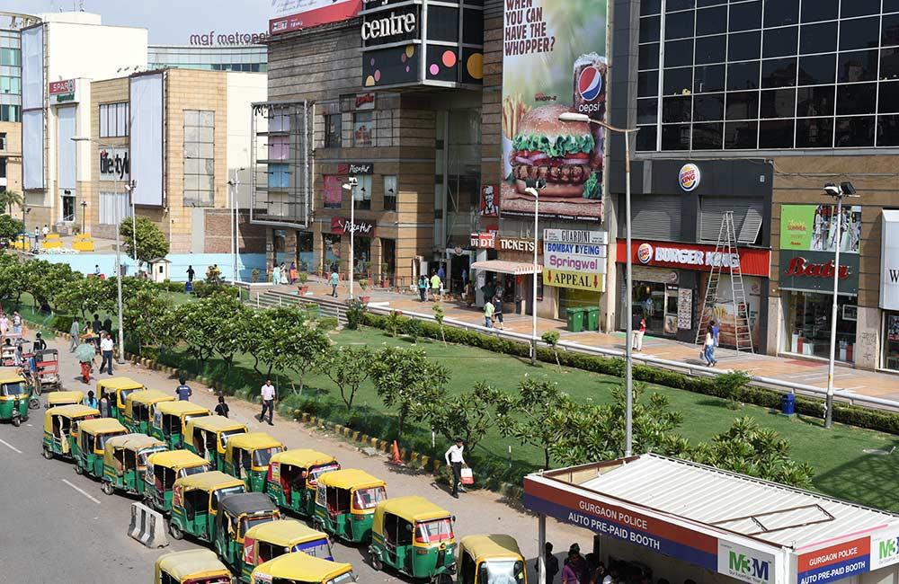 DT Mega Mall, Gurgaon