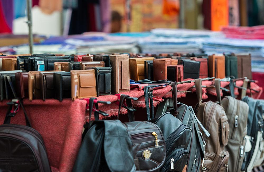 Dharavi Leather Market