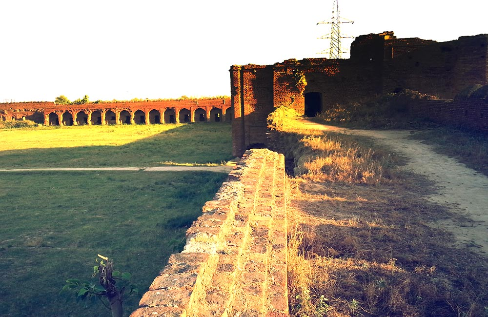 Doraha Fort, Chandigarh