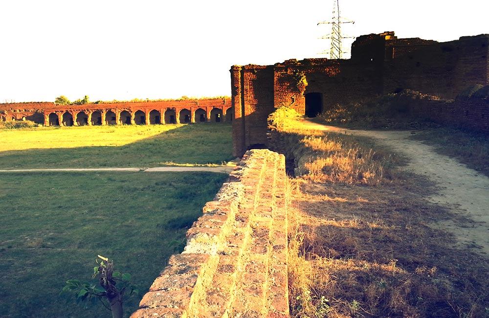 Doraha Fort, Chandigarh