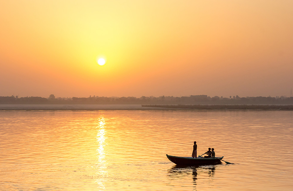 Holy Ganges
