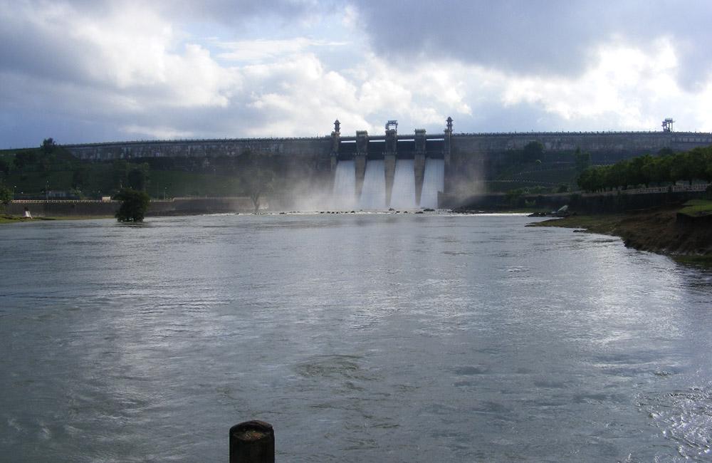 Harangi Dam, Coorg