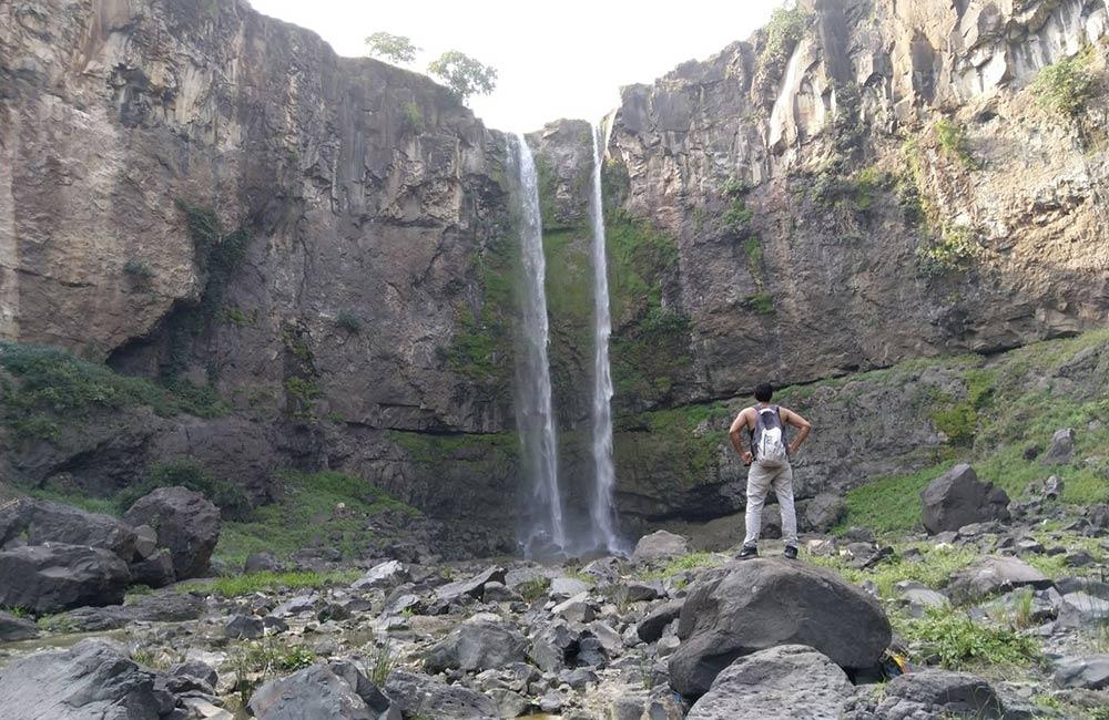 Hatyari Khoh Falls