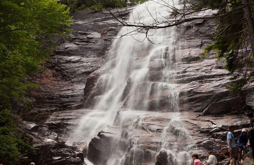 Hivre Falls, Goa