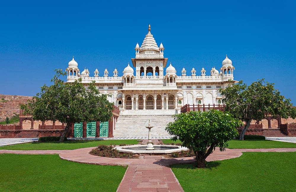 Moments at Jaswant Thada | #3 of 20 Things to Do in Jodhpur
