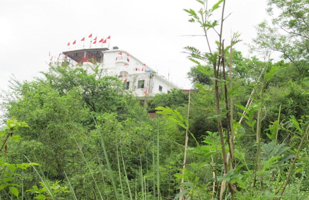 Jayanti Devi Temple, Jayanti Majri