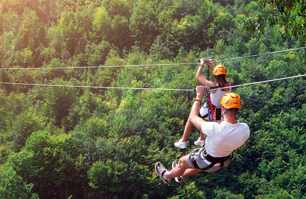 Session of Zip Lining | #2 of 20 Things to Do in Jodhpur