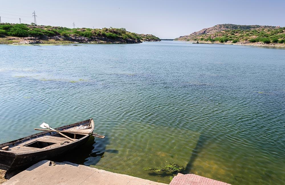 Kailana Lake, Jodhpur