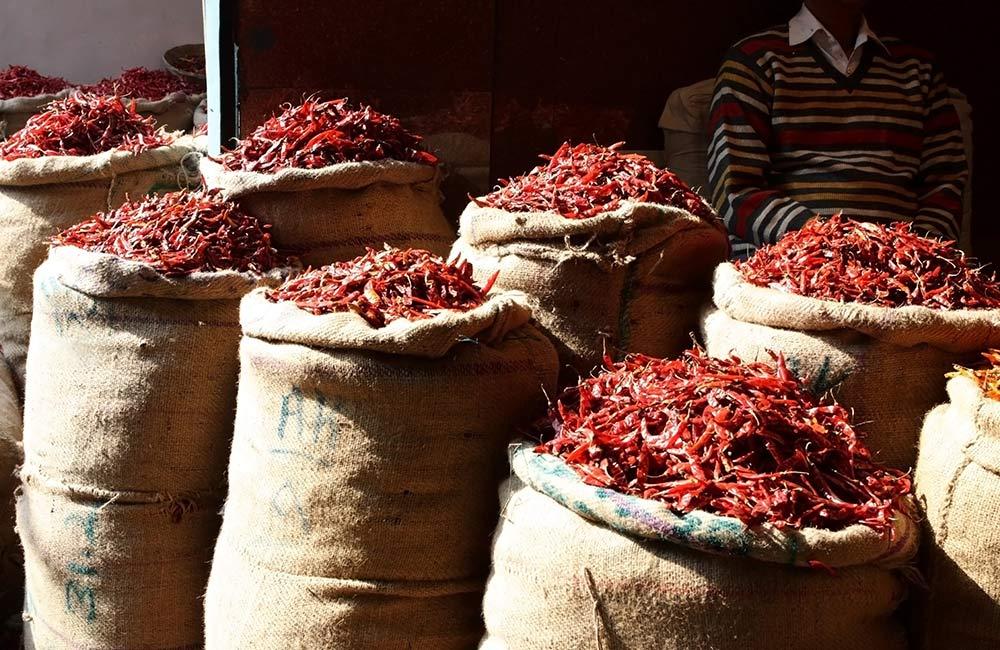 Lalbaug Market, Mumbai