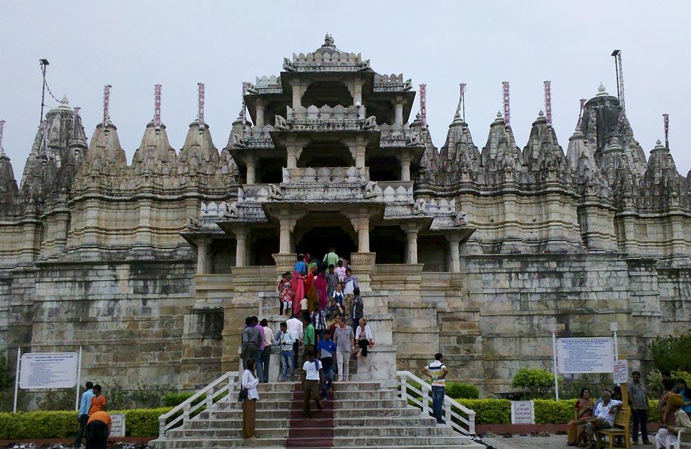 Mahalaxmi Temple, Udaipur