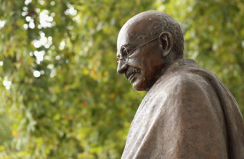 Mahatma Gandhi statue, Patna