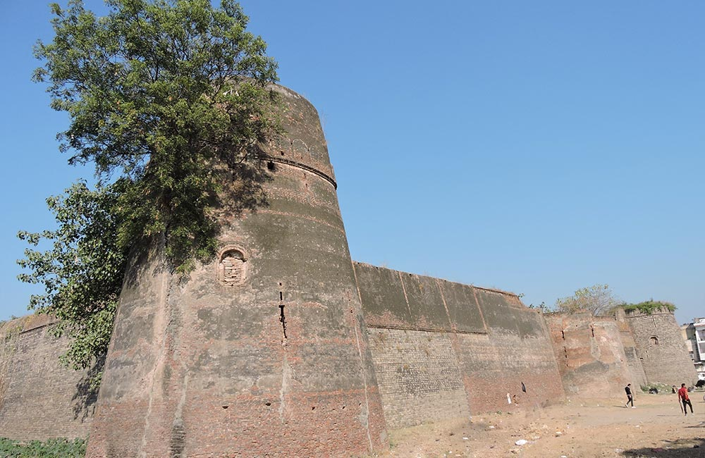 Manimajra Fort, Chandigarh