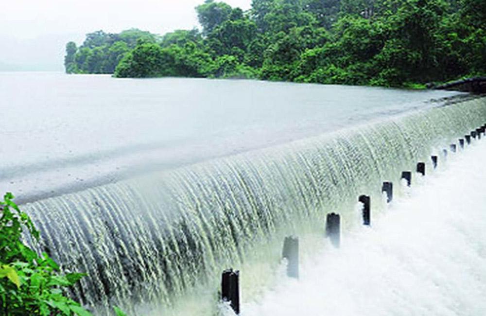 Modak Sagar Lake, Mumbai