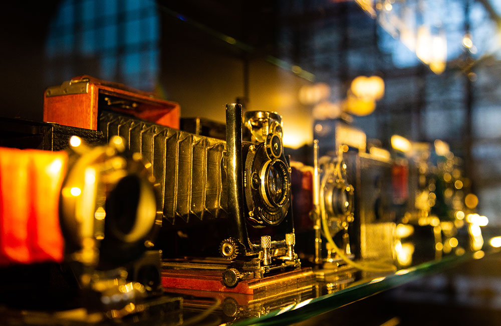 Museo Camera – a Vintage Camera Museum, Gurgaon
