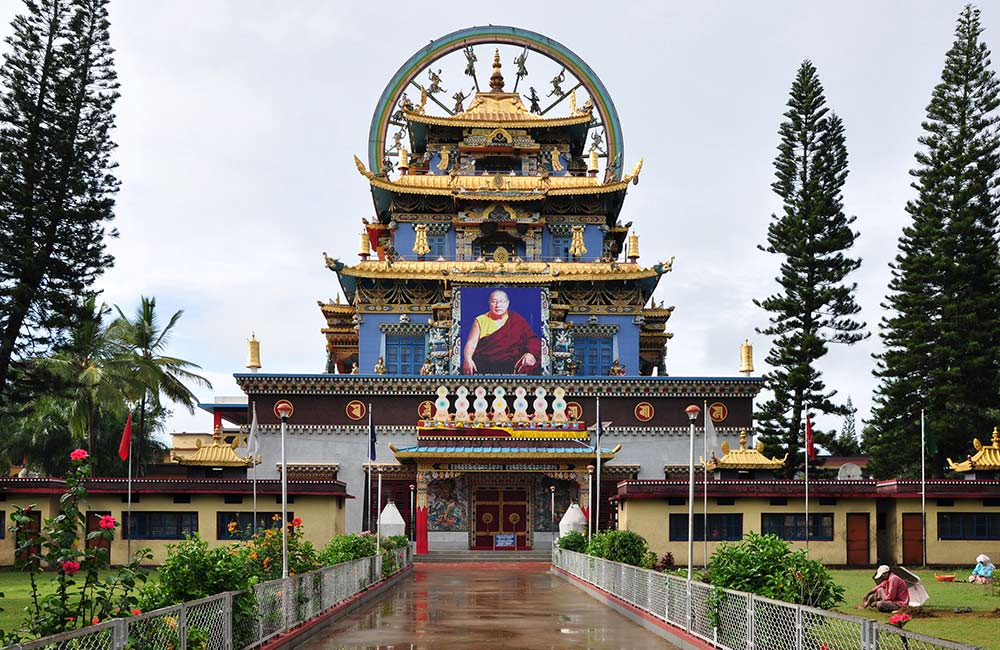 Namdroling Monastery, Coorg